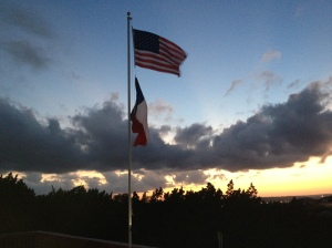 Sunset in the Texas Hill Country